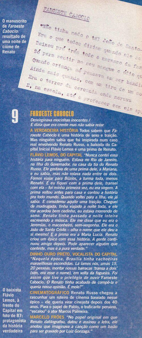 LEGIAO CABOCLO URBANA FAROESTE GRATIS BAIXAR MUSICA