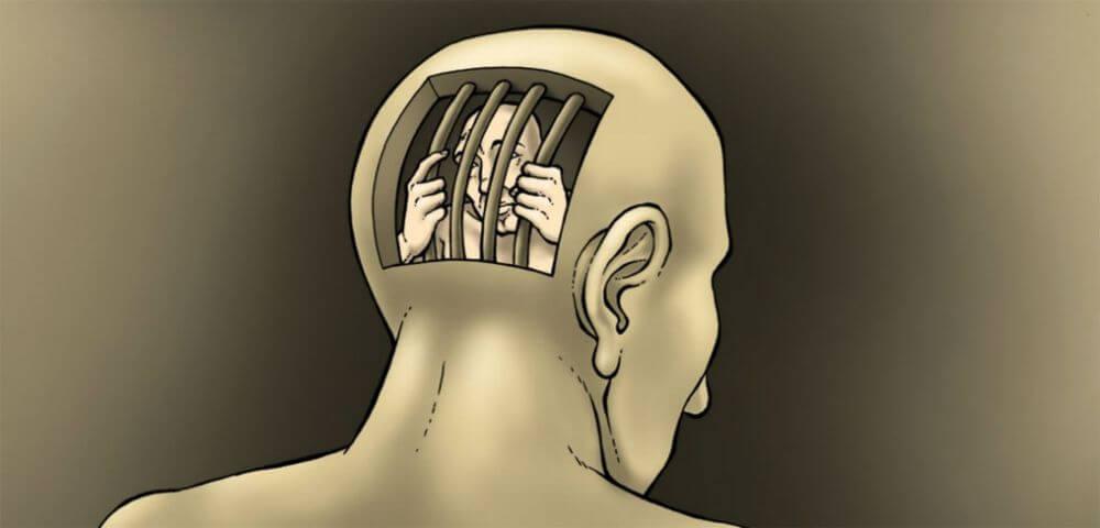 O cativeiro psicológico e o medo de ir mais longe