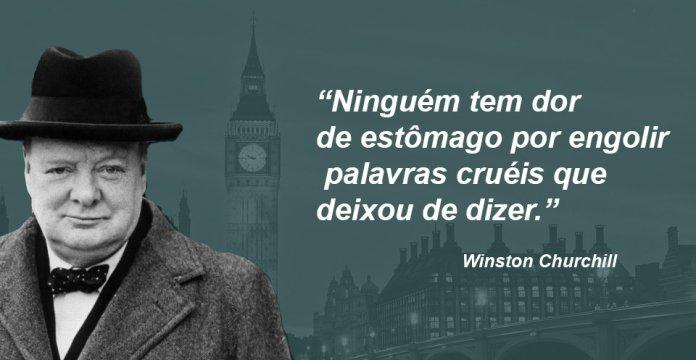 Melhores Frases De Winston Churchill
