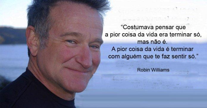 11 Citações De Sabedoria De Robin Williams Para Refletirmos
