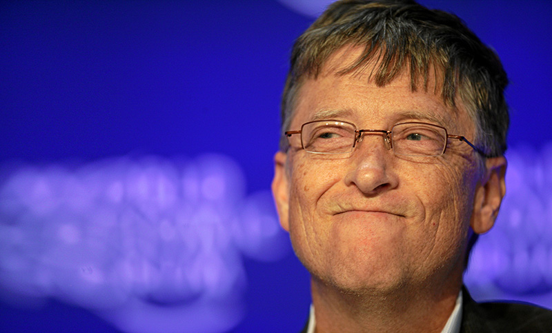 Os planos de Bill Gates para escurecer o Sol e reduzir o aquecimento global